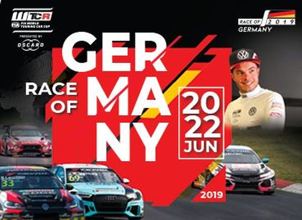 WTCR Race of Germany Free Practice 1 classification