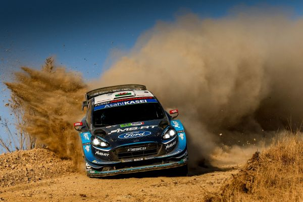 Three Fiestas fired up for Portugal