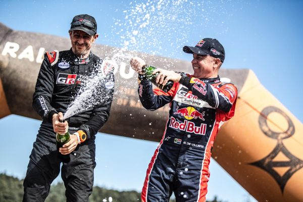 Giniel de Villiers seals superb victory for Toyota in Rally of Morocco - updated results
