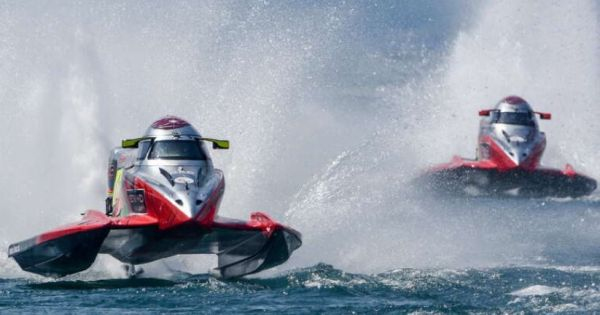 UIM F1H2O Grand Prix of Xiamen, China double header preview