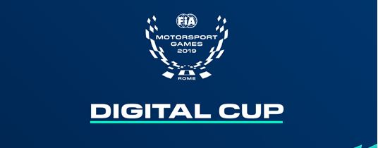 31 competitors to challenge for gold FIA Motorsport Games Digital Cup