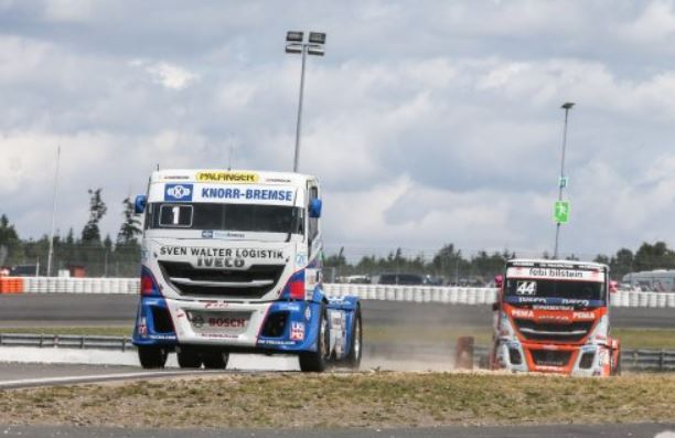 FTP Industrial gains two titles at the FIA European Truck Racing Championship-2019