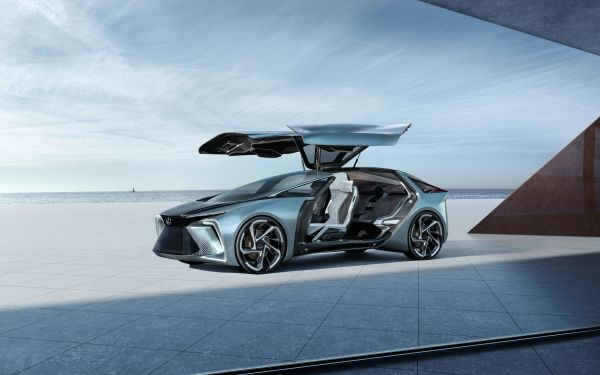 Lexus Presents its Vision of Future Electrification with the World Premiere of the LF-30 Electrified Concept