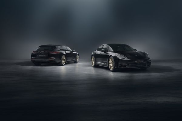 Porsche Panamera 10 Years Edition - Special edition for anniversary