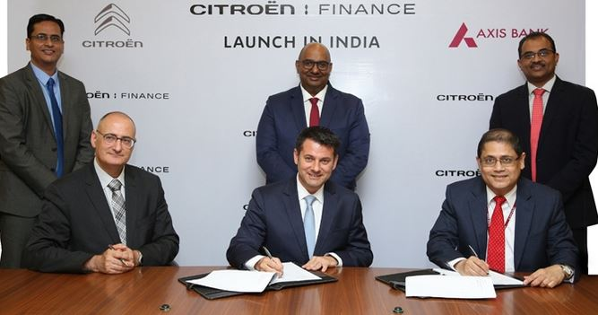 Groupe PSA launches new mobility solutions in India to support Citroën offensive