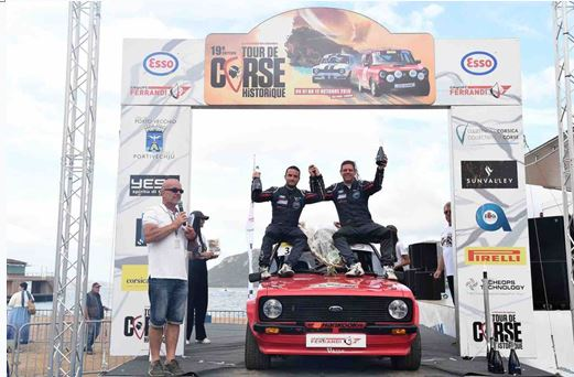 Another thrilling edition of the Tour de Corse Historique