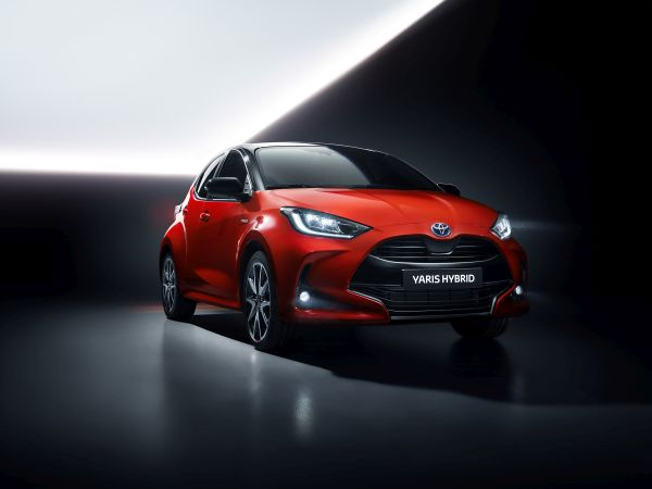 New Toyota Yaris – Designed for urban life