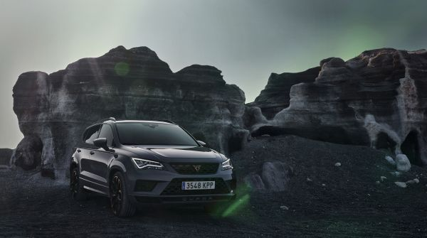 CUPRA Ateca Limited Edition: Eye-catching design and a resonating sound