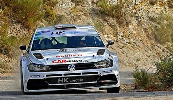 French Rally Cup-  Nicolas Ciamin wins GTI duel