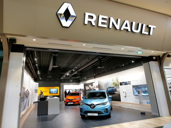 First 'Renault City' opens in France