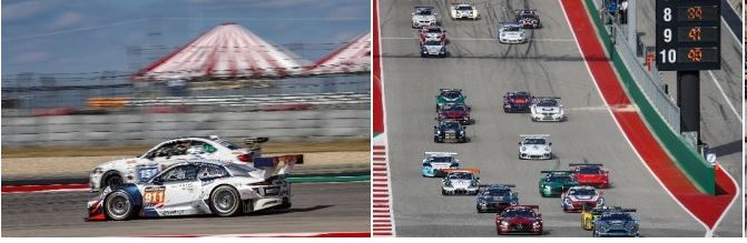 Hankook 24H COTA is the 24H SERIES Continents season finale