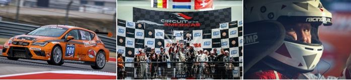 Red Camel-Jordans.nl secures TCE win at Hankook 24H COTA USA