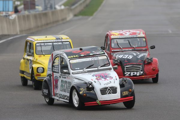 2CV Racing Cup – La Finale at Mettet