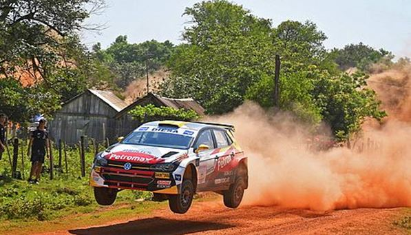 Paraguayan Rally Championship - Perfect end to the season for Gustavo Saba in the Polo GTI R5