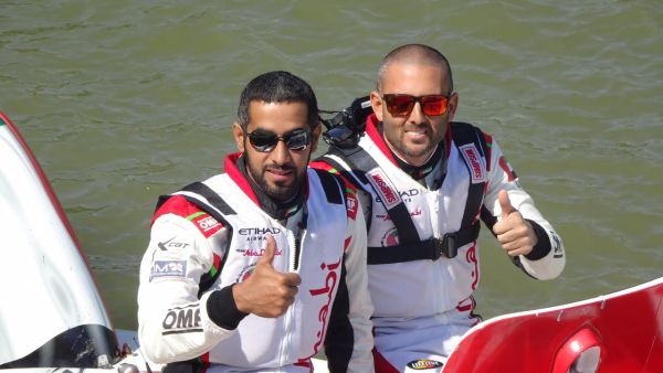 Team Abu Dhabi's reigning XCat World Champions primed for big test in China