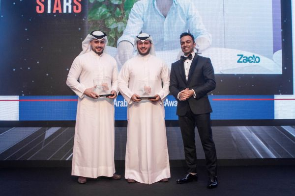 JustClean honoured at Arabian Business Awards