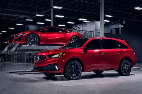 Handcrafted Acura MDX PMC Edition to Debut at AutoMobility LA