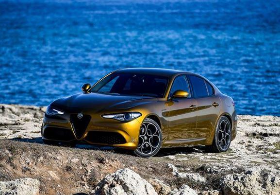 "Double victory for Alfa Romeo Giulia at the ""SPORT AUTO"
