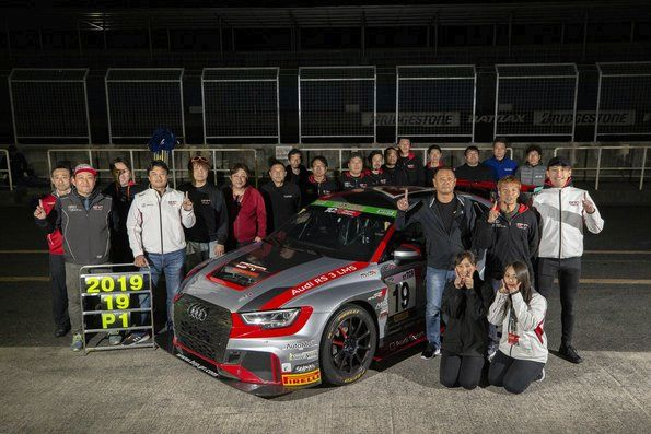 Team BRP is TCR winner of the Super Taikyu Series in Japan