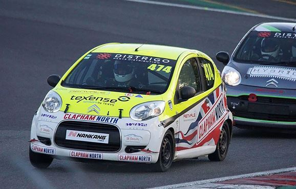Clapham North MOT impresses in C1 Racing Club Brands Hatch final