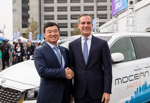 Hyundai Motor Group Launches Future Mobility Venture MoceanLab