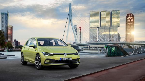 World premiere for the new VW Golf