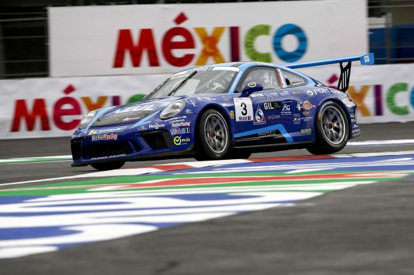 Dylan Pereira Porsche Mobil1 Supercup Mexico review
