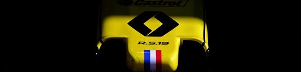 Renault F1 Team welcomes Formula 1 sustainability initiative