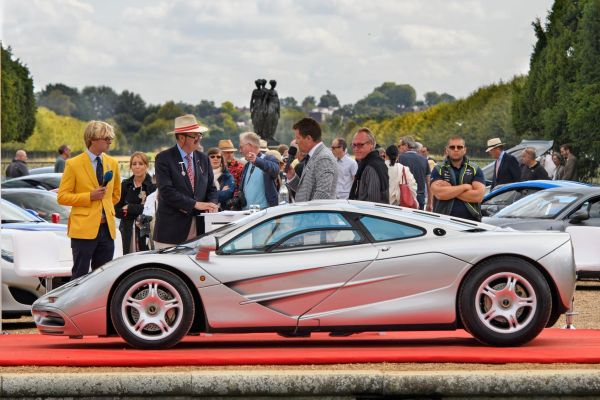 MSO-restored F1 road car and McLaren Senna share the spoils at prestigious UK Automotive events