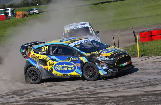 Tohill claims third British RX win of 2019 at Pembrey