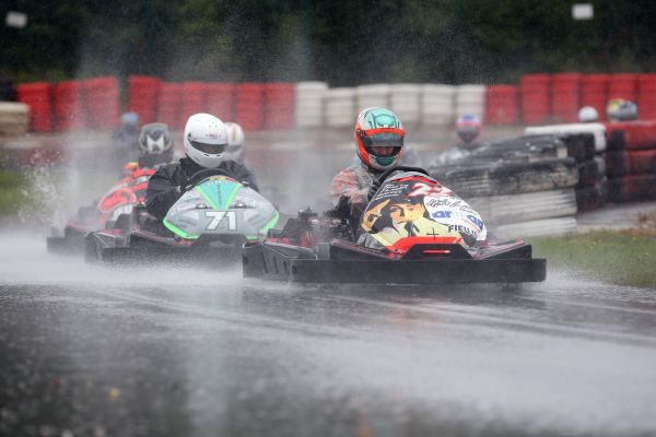 24H Karting de Francorchamps : Arwac by Hola Lulu Racing surnage