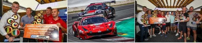 European Champions crowned at Hankook 24H BARCELONA