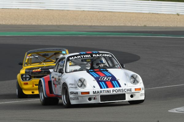 Race legends bring a touch of classic motorsport magic to DTM Hockenheim weekend
