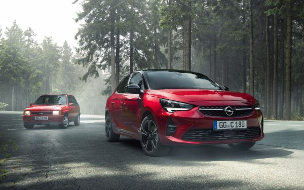 New Opel Corsa GS Line and Corsa GSi Original - Fun-to-Drive Duo