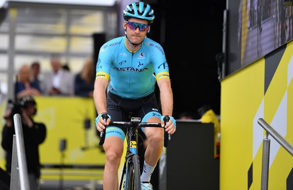 Hugo Houle stays with Astana Pro Team until 2022