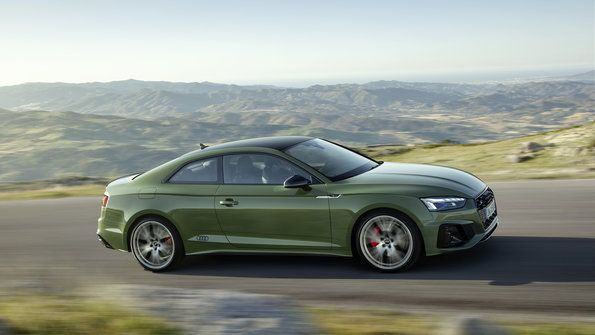 The Audi A5 is now more attractive than ever