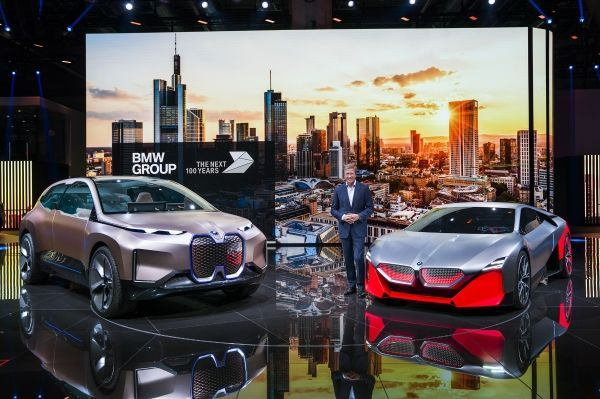 BMW Group aims to have one million electrified vehicles on the roads in 2021