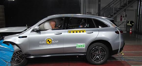 Seven Earn Safety Accolades in Latest Round of Euro NCAP Testing