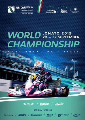 Lonato is the World Capital of Karting again