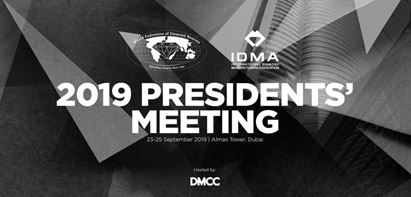 WFDB joins IDMA, DDE and DPA in diamond identification technology roadshow at 21st Presidents' Meeting