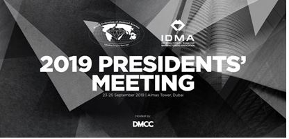 IDMA 21st Presidents' Meeting to kick off in Dubai