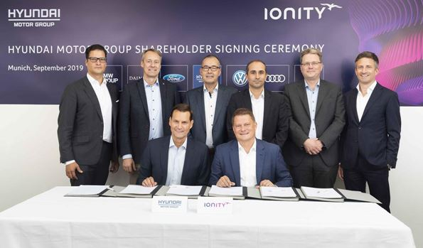 Kia Motors Invests in IONITY to Democratize High-Power EV Charging Network