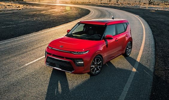 Kia Soul named segment winner in J.D. Power 2019 Multimedia Quality and Satisfaction Study