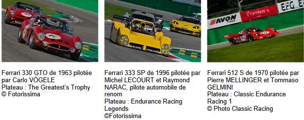 "Monza Historic, a race weekend in the ""Temple of Speed"""