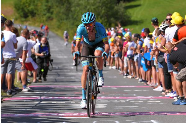 Astana Pro Team extends Nikita Stalnov