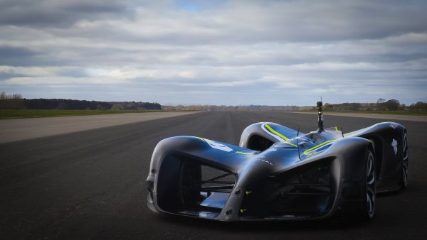 Robocar crowned fastest Autonomous vehicle in the World