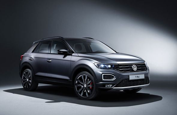 VW T-Roc with new top-of-the-range engine and more customisation options