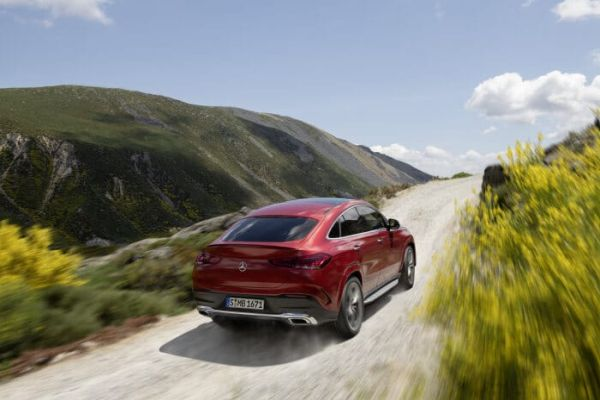 The new Mercedes-Benz GLE Coupé - A coupé for heightened demands