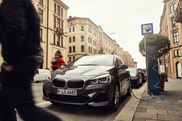 Market launch of the new BMW 225xe Active Tourer