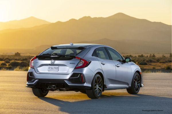 Redesigned 2020 Honda Civic Hatchback Gets Fresh Exterior And Interior Styling Automobilsport Com
